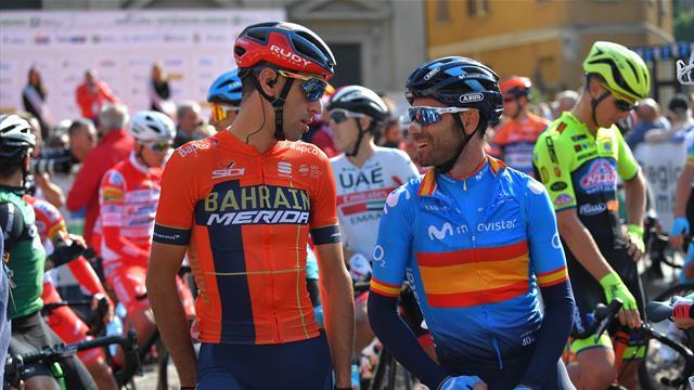 Scène ubuesque : Nibali et Valverde ont perdu la course sur une erreur de parcours