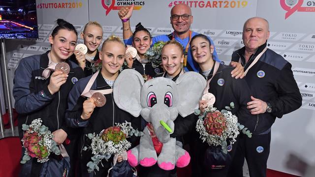 Alice e Asia D'Amato, Iorio, Carofiglio, Villa: chi sono le Fate che hanno vinto il bronzo mondiale