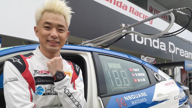 Jim Ka To set for WTCR / OSCARO debut in KC Motorgroup Honda