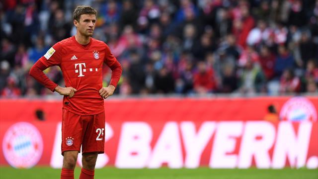 """Thomas Muller se gândește să plece de la Bayern: """"Nu sunt deloc mulțumit de situație"""""""