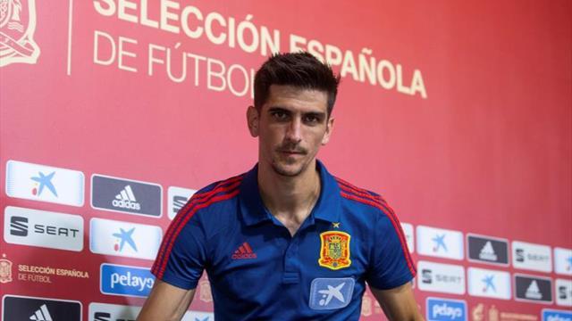 """Gerard Moreno: """"España no tiene falta de gol"""""""
