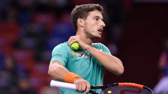 ATP Estocolmo, Pablo Carreño-Sam Querrey: Remontada para seguir soñando