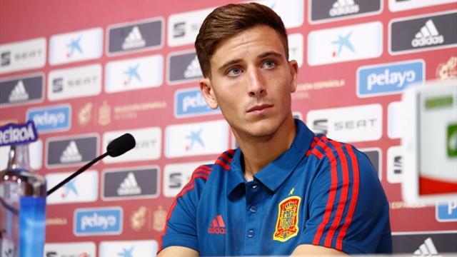 """Pau Torres en su primer día con la Selección: """"Es el sueño de cualquier niño"""""""
