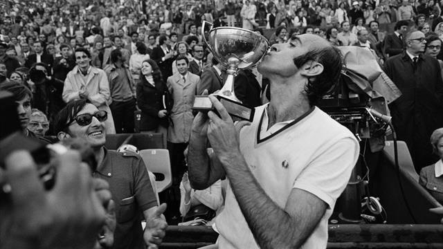 Nadal y el mundo del tenis muestran sus condolencias por la muerte de Andrés Gimeno