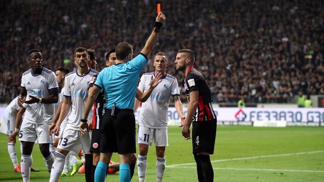 Einspruch erfolgreich: Europacup-Sperre für Rebic reduziert