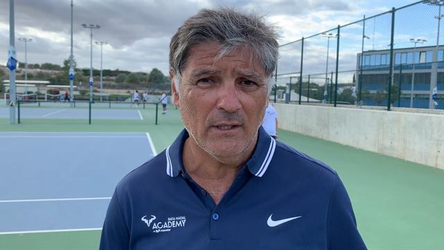 """Toni Nadal recuerda a Gimeno: """"Marcó una época, es el ganador más veterano de Roland Garros"""""""