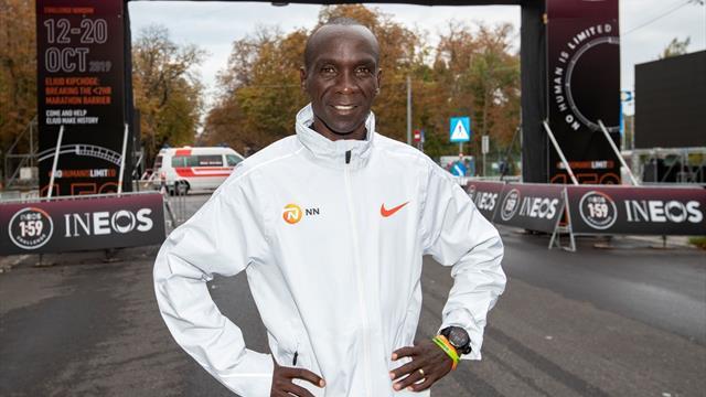 Los detalles medidos al milímetro para que Kipchoge corriese el maratón en menos de 2 horas