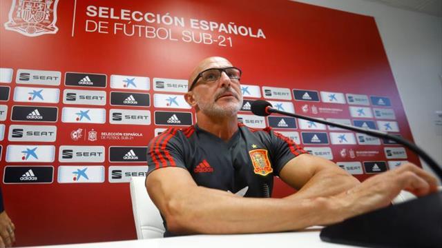 """De la Fuente: """"Queremos demostrar nuestro potencial ante un gran rival"""""""