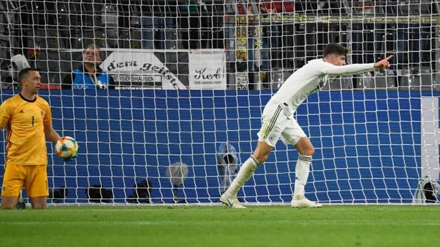 ⚽🚨 Argentina empata ante Alemania tras un amago de remontada final
