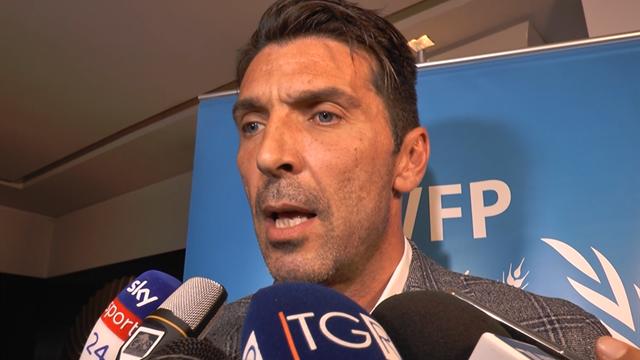 """Buffon: """"Con Sarri nuovi stimoli dopo 10 anni, ci voleva. Inter è rivale n°1"""""""