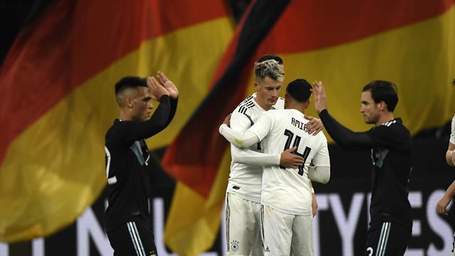 Argentina, cuore e rimonta: nell'amichevole di Dortmund è 2-2 con la Germania