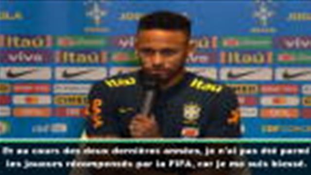 """PSG - Neymar : """"Je n'ai jamais fait semblant sur le terrain"""""""