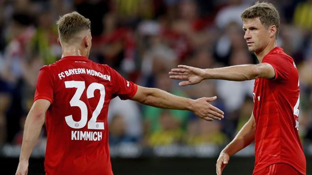 """Kimmich: FC Bayern ohne Müller nur """"schwierig"""" vorstellbar"""