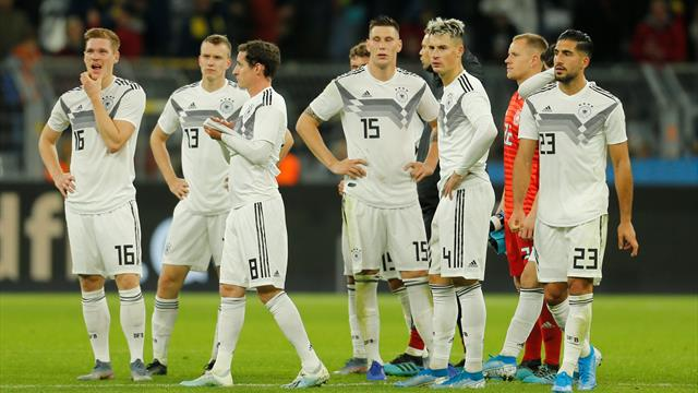 Germany waste two-goal lead to draw 2-2 with Argentina