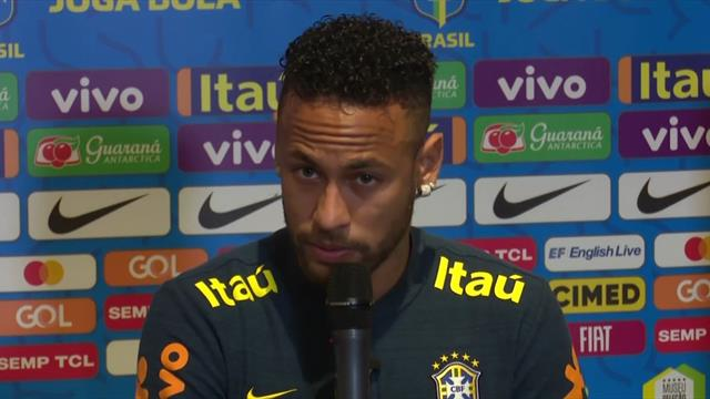 Neymar: I wanted to leave PSG, but I'm happy now