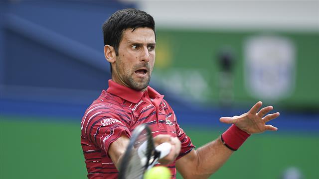 Djokovic, c'est du sérieux