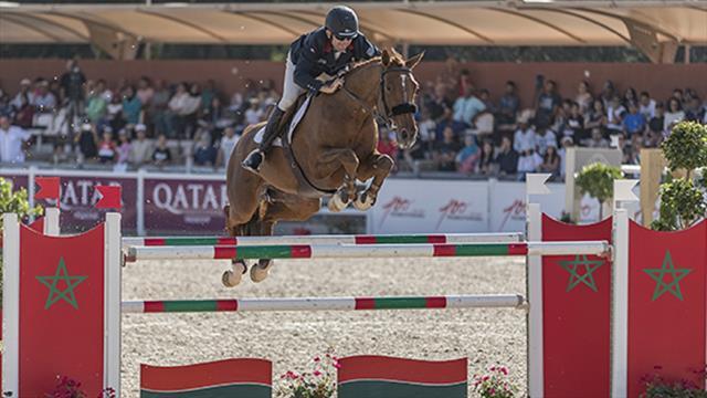 CSI4*-W Rabat : second stop of the Morocco's International Royal Tour