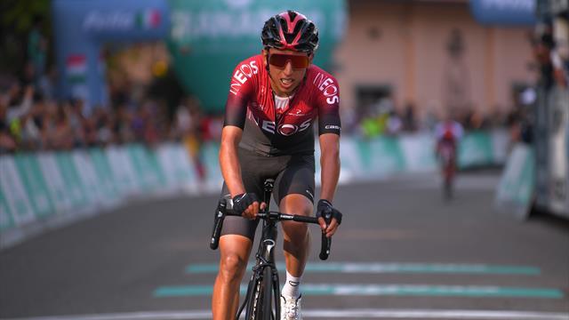 Finalement, Bernal ne sera pas au Giro