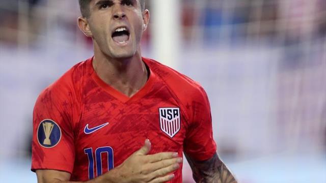 Cuba sufre goleada ante EE.UU. en Liga de Naciones de fútbol