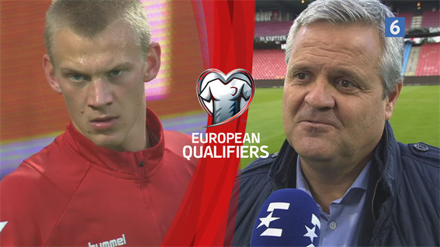 Albert Capellas om Oliver Christensen: Han gør det fantastisk i Superligaen