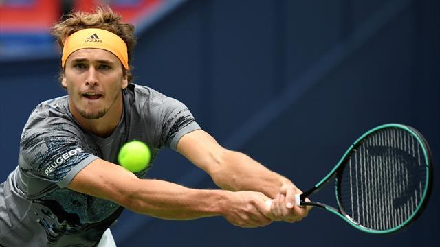 Kampf um die ATP Finals: Das muss Zverev tun, um dabei zu sein