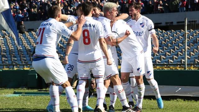 Nacional mantiene su campaña perfecta, Peñarol retoma la senda victoriosa en el fútbol de Uruguay