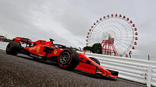 Supertaifun stellt Pogramm auf den Kopf: Qualifying in Japan verschoben