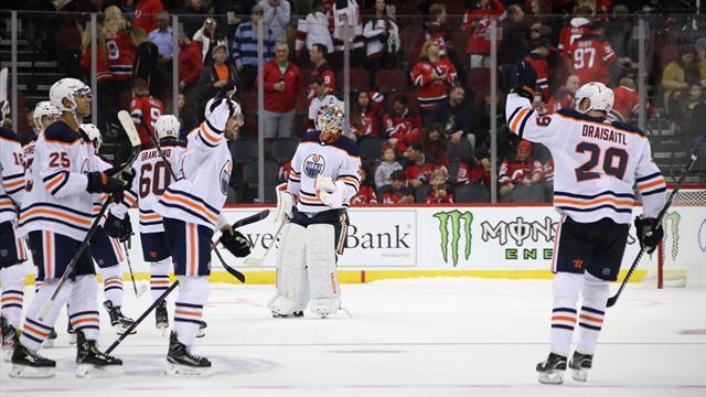 Draisaitl schießt Siegtreffer, Oilers bleiben ungeschlagen