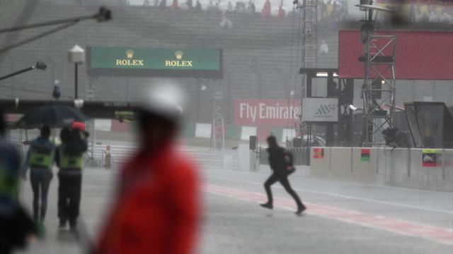 Harakiri Ferrari a Suzuka, trionfo Mercedes con Bottas