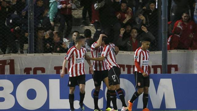 Estudiantes completó el cuadro de cuartos de final de la Copa Argentina