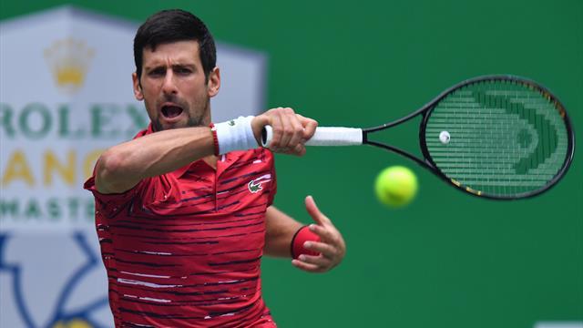 🎾👎 Djokovic cae ante Tsitsipas y Nadal recupera el número 1