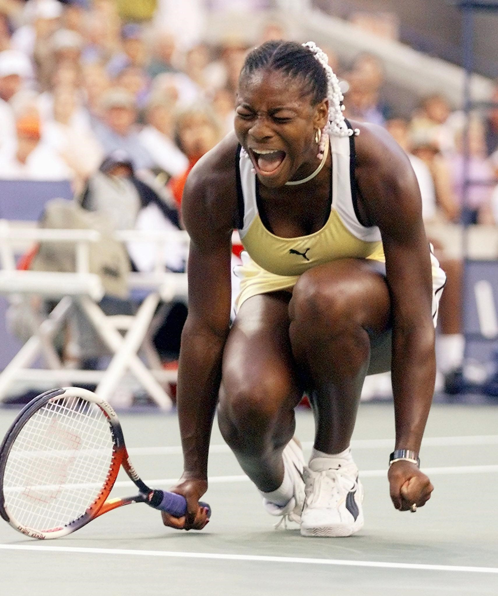 Serena Williams, US Open de 1999