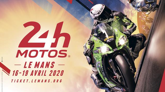 Premier regard sur les 24 Heures Motos 2020