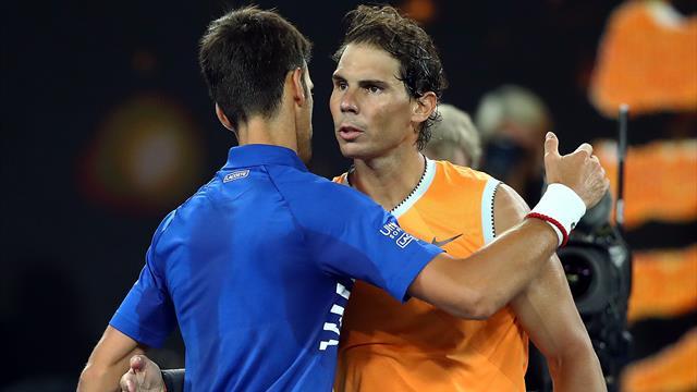 Djokovic, sconfitta doppiamente amara: Nadal tornerà numero 1 del mondo dal 4 novembre