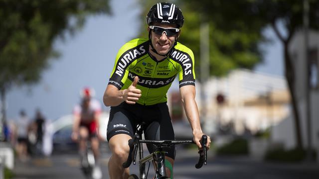 La carta abierta del ciclista Sergio Rodríguez para buscar equipo, toda una lección de vida