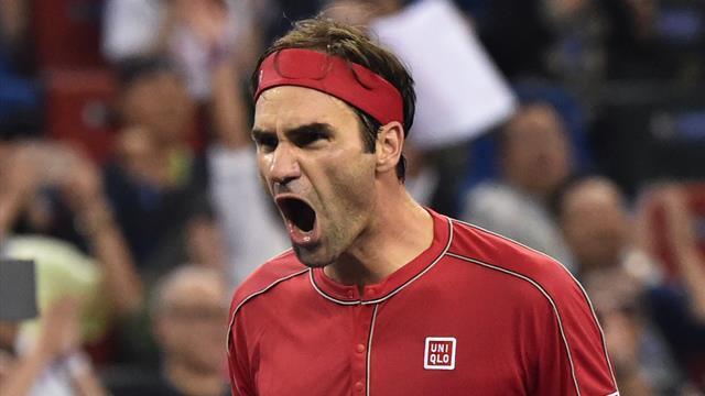 Federer, voglio giocare a Tokyo 2020