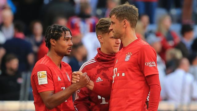 """Gnabry : """"Le Bayern sans Müller est difficile à imaginer"""""""