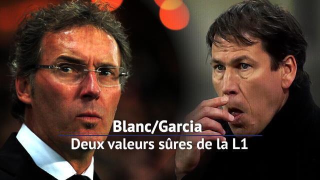 OL - Blanc/Garcia, deux valeurs sûres de la Ligue 1