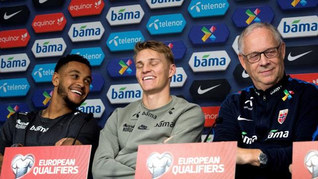 """Ødegaard dice que el partido contra España será """"muy especial"""""""