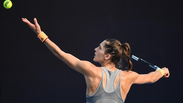Halbfinale perfekt: Petkovic in Linz nicht zu stoppen