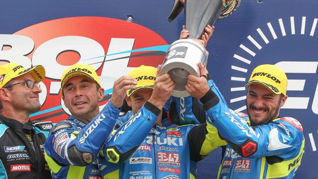 Vincent Philippe: An incredible win at the Bol d'Or