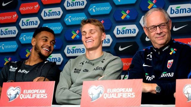 """Odegaard: """"Va a ser un partido muy especial, juego contra mis compañeros y amigos"""""""