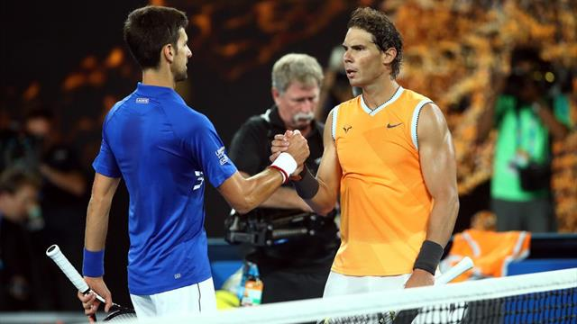 Nadal, Djokovic heading to Davis Cup Finals in Madrid