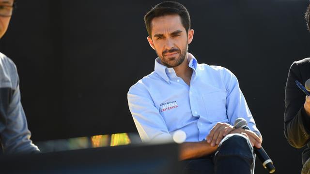 🚲 Alberto Contador, ingresado en un hospital de Colombia por fiebre