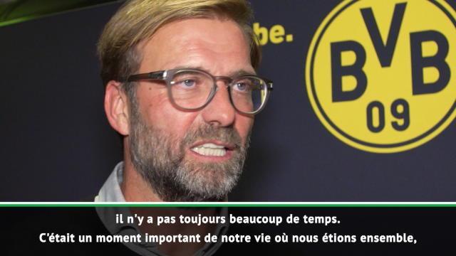 """Klopp : """"Revenir à Dortmund est toujours amusant"""""""