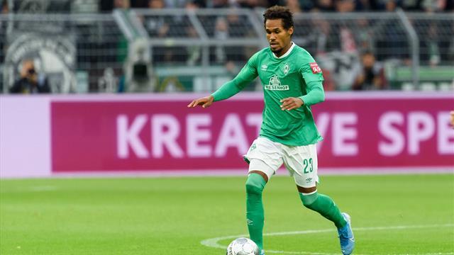 Werder Bremen verliert bei Zweitligist