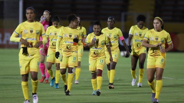 Atlético Huila vence a Peñarol en el comienzo de la Copa Libertadores femenina