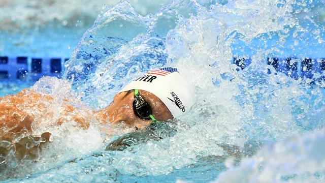 Dwyer verpasst Tokyo 2020: US-Olympiasieger wegen Doping gesperrt