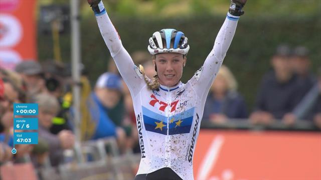 Worst wins Ethias Kruibeke CX in style