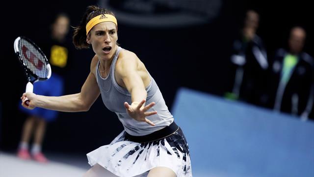 Mit Video   Petkovic scheitert an Tennis-Wunderkind - erstes Finale für Gauff